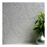 Brewster Bath Bath Bath High Trad Textured Vinyl Wallpaper