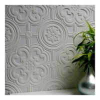 Egon Paintable Textured Wallpaper