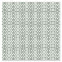 Ypsilon Wave Wallpaper in Grey
