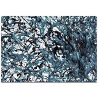 Metal Art Studio Days of Grey 5 32-Inch x 22-Inch Metal Wall Art