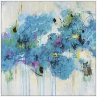 Marmont Hill Center Piece I-2 18-Inch Square Framed Wall Art