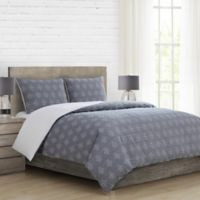 Oki Twin/Twin XL Comforter Set in Denim