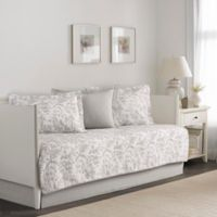 Laura Ashley® Amberley Daybed Quilt Set in Beige