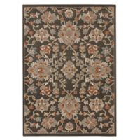 Balta Home Lodi 7'10 x 10' Area Rug in Black Multi