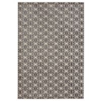 Balta Home Summit 5'3 x 7'4 Area Rug in Grey/Cream