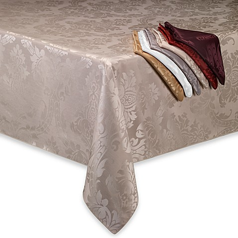Dunmore 52 39 39 x 70 39 39 tablecloth bed bath beyond for Tablecloth 52 x 120