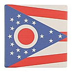 Thirstystone® Ohio Flag Single Coaster