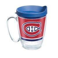 Tervis® Tumbler NHL Montreal Canadiens Legend 16 oz. Wrap Mug with Lid