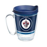 Tervis® Tumbler NHL Winnipeg Jets Legend 16 oz. Wrap Mug with Lid