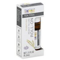 Aura Cacia® .31 fl. oz. Essential Oil Roll-On in Tea Tree