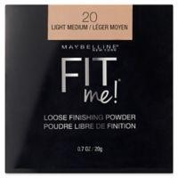 Maybelline® New York Fit Me!® .7 oz. Loose Finishing Powder in Light Medium