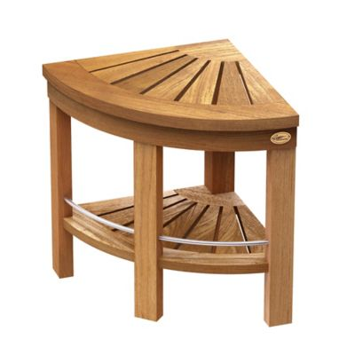 Buy Teak Bath Benches from Bed Bath & Beyond