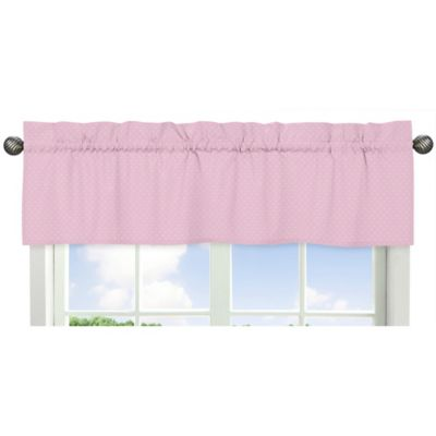 Buy Polka Dot Valances from Bed Bath & Beyond
