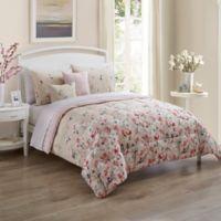 Rose Garden 9-Piece California King Comforter Set