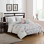 Bari 9-Piece King Comforter Set