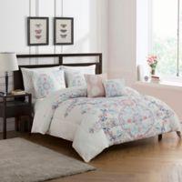 Bari 9-Piece California King Comforter Set