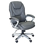 Serta® Works Office Chair in Seamless Light Grey