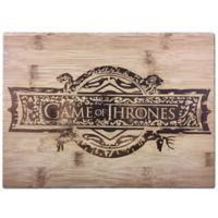 Game of Thrones 9-Inch x 12-Inch Bamboo Cutting Board