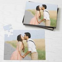 Puzzle of Love 25-Piece Photo Puzzle
