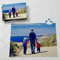 Picture It! Jumbo 500-Piece Photo Puzzle