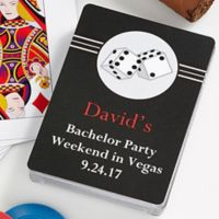Roll The Dice 52-Count Playing Cards