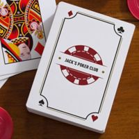 Poker Night 54-Count Playing Cards