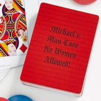 You Name It 54-Count Playing Cards