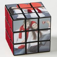 Cute Couple Photo Rubik's® Cube