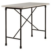Hillsdale Furniture Castille Counter Height Table in Black