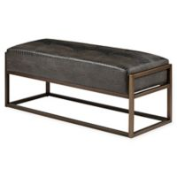 INK+IVY Waldorf Bench in Brown