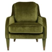 Chic Home Gila Accent Chair in Green