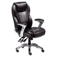 Serta® Adjustable Office Chair in Black
