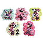 Disney® Minnie Mouse 5-Pack Adhesive Bath Treads