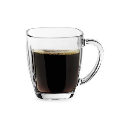 Libbey Tempo Square Gl 14 Ounce Mug