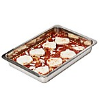 Honey Can Do 9-Inch x 13-Inch Stainless Steel Baking Dish