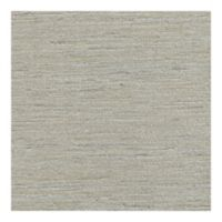 Warner Textures Jerrie Grass Slub Wallpaper in Grey