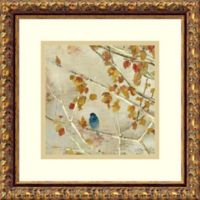 Amanti Art Singing II 14-Inch Square Framed Wall Art