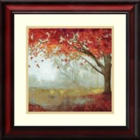 A Sense of Space I 19-Inch Square Framed Wall Art