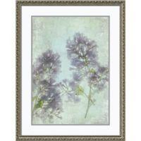 Amanti Art Lilac 28.5-Inch x 36.5-Inch Framed Wall Art