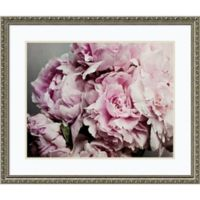 Amanti Art Peonies Galore II 32.5-Inch x 27.38-Inch Framed Wall Art