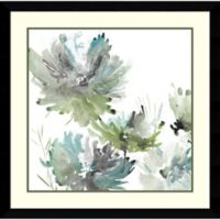 Amanti Art Summer Greens 37-Inch Square Framed Wall Art