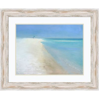 amanti extreme loafing and idling 3513 inch x 2913 inch framed wall art - Whitewashed Picture Frames