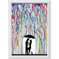 Amanti Art Two Step 28-Inch x 39-Inch Framed Wall Art