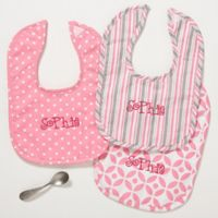 Pretty In Pink in Pink (Set of 3)