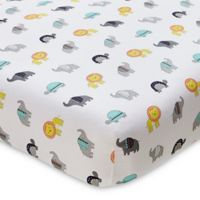 Wendy Bellissimo™ Sawyer Jungle Fitted Crib Sheet