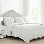 Shanti King Comforter Set in Grey