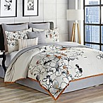 Fawn 8-Piece King Comforter Set in Spice