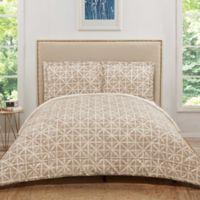 Truly Soft Celine Full/Queen Comforter Set in Golden Ivory
