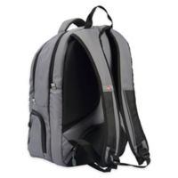 ful® Navigator 18.5-Inch Padded Laptop Backpack in Grey