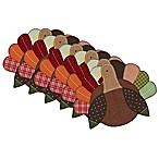 Turkey Placemats (Set of 6)